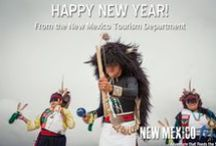 Seasons Greetings in New Mexico / Celebrate the holidays around New Mexico.