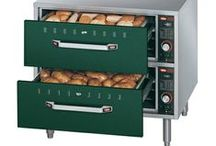 Product Category: Drawer Warmers / Hatco Drawer Warmers - constructed of stainless steel - are designed to handle the rigors of daily kitchen use. Hold everything from meats to vegetables to rolls in an energy-efficient manner with the Freestanding, Built-In, Split or Convected Drawer Warmers, or hold rice hot and at desired consistency for serving with the Rice Drawer Warmers. Built-In Drawer-Max Drawer Warmers are also available in certain regions. / by Hatco Corporation