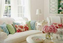 Cottage Style / by Bridgett LaFevers
