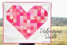 Valentine's Day Sewing Projects / Find some Valentine's Day sewing inspiration and tutorials here! / by Baby Lock