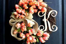 Wreaths / by Tiffany Miller
