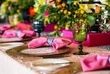Pop of Pink / Sonia Sharma Events / by Sonia Sharma Events
