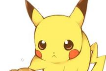 Anime: Pokemon / Who doesn't love pokemon. They're cute, cudly, and come in all sorts of colours and sizes! What's your favourite pokemon?