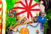 Cakes- Rainbow