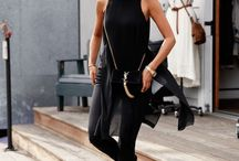#chic! / Woman in black