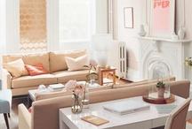 Interior Design Inspiration// / by Lydia