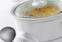cook:crockpot  / crock pot cooking / by Danila MacDonald