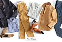 Men Spring/Summer / This board shares items, looks, and fit for Men to try for Spring/Summer seasons. / by Zion Raiment