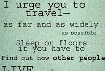 Have Passport & Ready to Go / by Joy Crunkelton