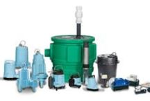 Little Giant / Sump, sewage, effluent, well, sprinkler & pond pumps.