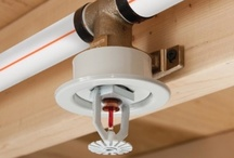 Watts Residential Fire Protection / Tubing, fittings and sprinkler heads for residential homes.