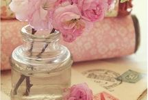~ Pretty Pink ~ / Enchanting elements for inspiration.