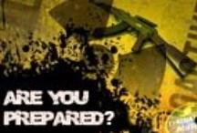 Survival Watch / Survivalist & Prepper tips, tricks and techniques for surviving disaster, #economiccolapse or the #zombieapocalypse  / by Tom Retterbush