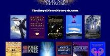 The Angel News Network / We on Earth are birthing into a new, exciting spiritual age which is bringing humankind together into a new world of community, harmony and equality.   www.theangelnewsnetwork.com