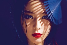 The Face... / by Aisha Naomi