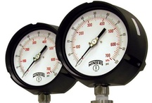 Winters Instruments / Winters Instruments manufactures pressure gauges and industrial thermometers for OEM, industrial, HVAC, fluid power, wastewater and other markets.