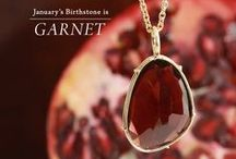 Birthstones / Celebrate your birthday with a genuine Heather Moore Jewelry birthstone.