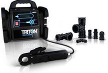 Watts TRITON / A revolutionary plastic pipe welding system from Watts.