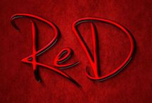 The Art of Red / I love red! Red shoes, red cars, red everything!!