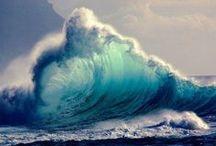 Beautiful Nature : Waves / by Christina L Steele