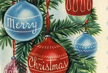The Art of Christmas Cards / How beautiful the art of Christmas cards, new and old!