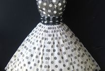 The Art of Vintage Dresses & Hats / Vintage clothing