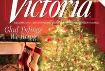 The Art of Victoria Magazine / These are all businesses, ideas and people from my favorite magazine: Victoria.