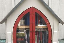 The Art of Little Free Libraries