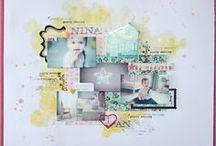 Mes envies de Scrap... / by Tina Defaud