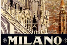 Italy Vintage Travel Posters