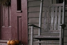Porches / by Sandra Beasley