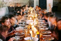 A Birthday Dinner Party / by Rebekah Tennis