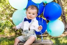 1st Birthdays to Remember / Turning 1 is a milestone. Be sure to capture the moments of this special day.