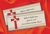 Joyful Confirmations / A rich Catholic tradition for kids between 11 and 16. Commemorate this holy event.