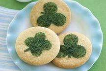 St. Patrick's Day Fun / Top o' the morning! Celebrate the day of everything green, 4 leaf clovers and leprechauns.