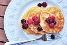 Recipes - Breakfasts & Breads