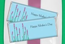 Mother's Day / A day to celebrate all of the special Moms in your life. / by Personalized HERSHEY'S® Chocolate Bars & Wrappers by WH Candy