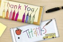 Teacher Appreciation / Find creative teacher appreciation ideas for employers, students, family and friends.