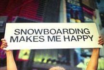 Snowboarding<3 / Shred / by Bailey Williamson