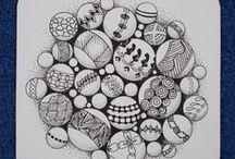 Art - Zentangles & Doodles