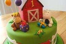 On The Farm / The perfect party theme for children who love farm animals!