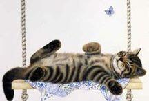 Art - Kitties