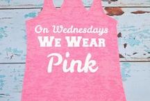 On Wednesdays we wear Pink...-MG / I heart Pink!