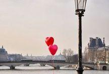 Paris que j'aime... / by Tina Defaud
