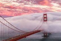 San Franciso ... / by Tina Defaud