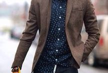 Men outfits / by Véronique Andry