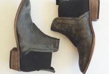 Boots and Booties / Booties and heel included / by Bailey Williamson