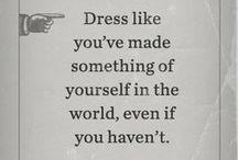 Men's Fashion / #MensFashion