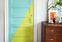 Decor & Colors / by Barbara Girard