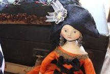 HALLOWEEN   Treasures / Halloween, the magic night when folly reigns supreme.